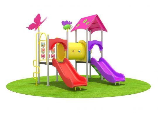 สนามเด็กเล่นสำหรับเด็กเล็ก