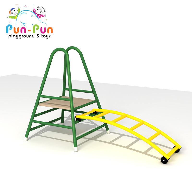 PunPun MiNiGym : บันไดปีนป่าย