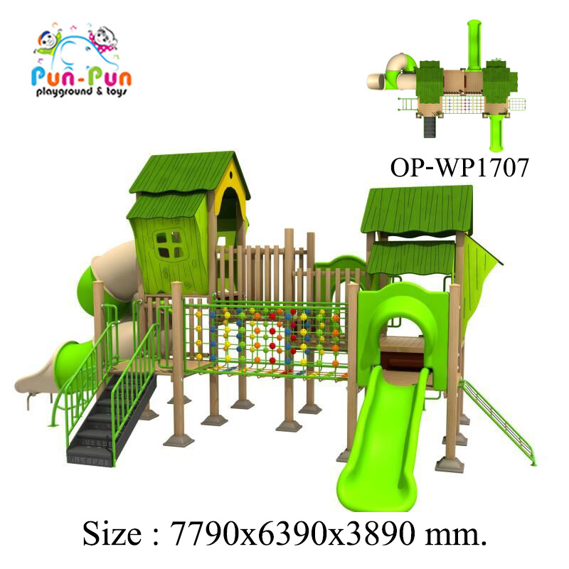 Pun Pun WoodPlayground : OP-WP1707