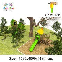 Pun Pun WoodPlayground : OP-WP1708