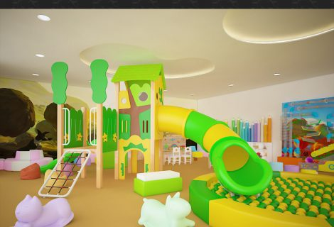 Project : Kids Lounge